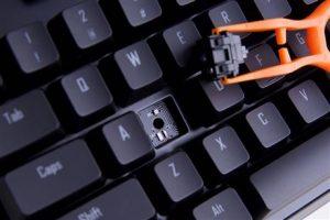 aorus k9 optik klavye
