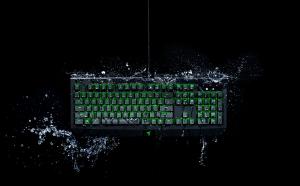 suya ve toza dayanıklı klavye