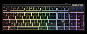 asus cerberus mekanik klavye