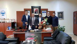 Mehmet Akif MTAL'deki F Klavye Klavye Yarışları Seminerimiz