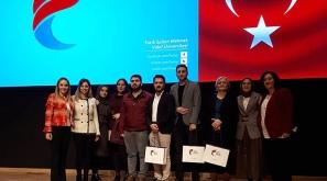F Klavyenin Sırrı Seminerimiz için Fatih Sultan Mehmet Üniversitesindeydik