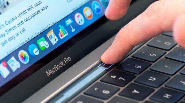 Apple'ın Yeni MacBook için Klavye Patenti