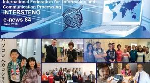 Intersteno, E-News 2018 Haziran Bültenini Yayınladı